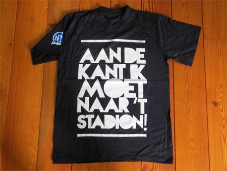 Nieuw Noord T-shirt Aan de kant?.