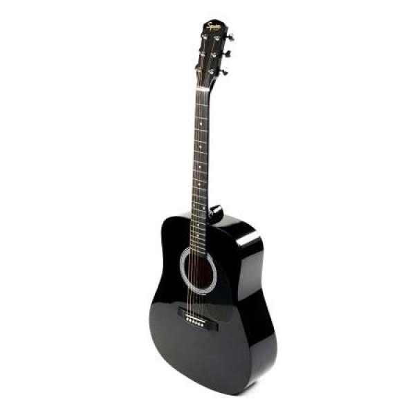 Squier SA-105 Black akoestische westerngitaar