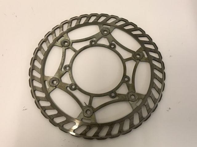 Front brake disc - voor remschijf