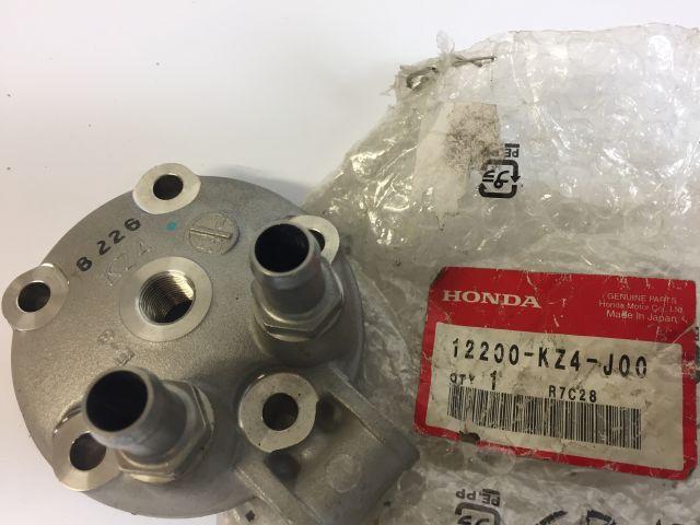 Cilinder head - cilinder kop