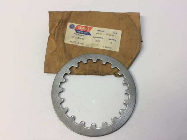 Plate clutch - koppelingsplaat