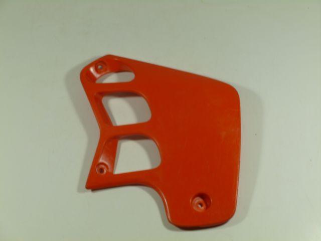 radiator scoop - radiateur kap