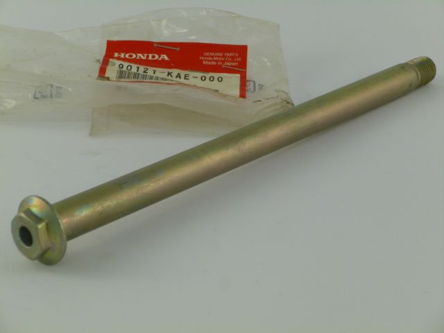 swing arm axle - achterbrug as