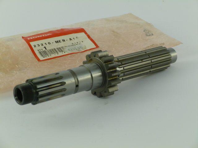 shaft transmission - koppelings as