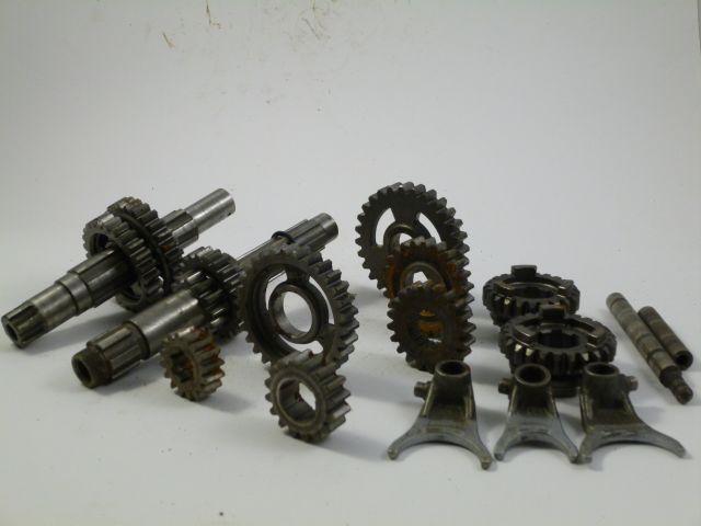 gearbox - versnellingsbak