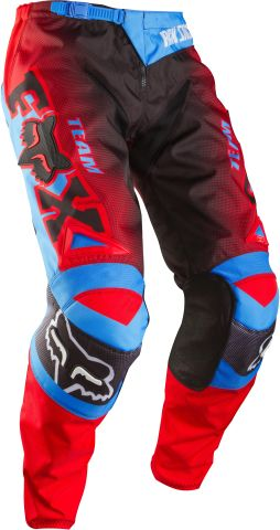 180 pant red/blue