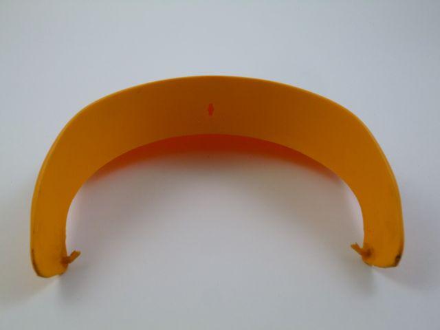 helmet visor-peak-klep