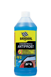 Anti frost concentrated