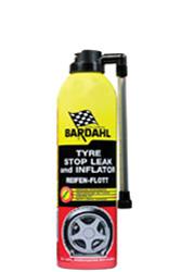 Tyre stop leak+inflator