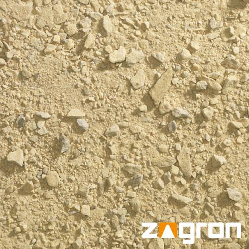 Gravier d'or 0 tot 5 mm