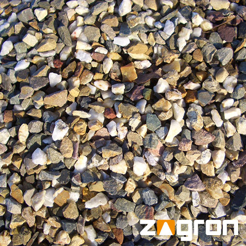 NL steenslag split 2 tot 6 mm