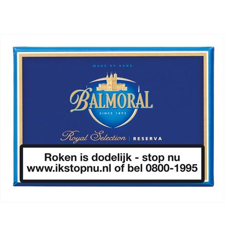Balmoral Royal Selectio Reserva perla