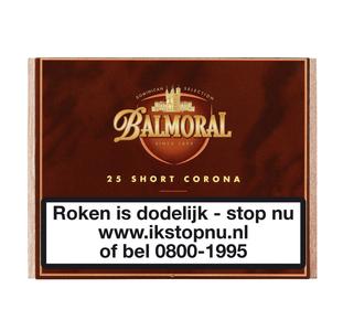 Balmoral dom short corona