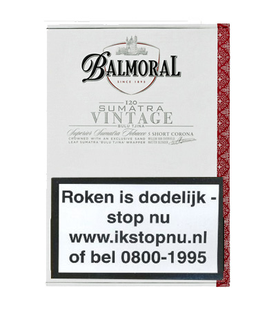 Balmoral Vintage Short Corona