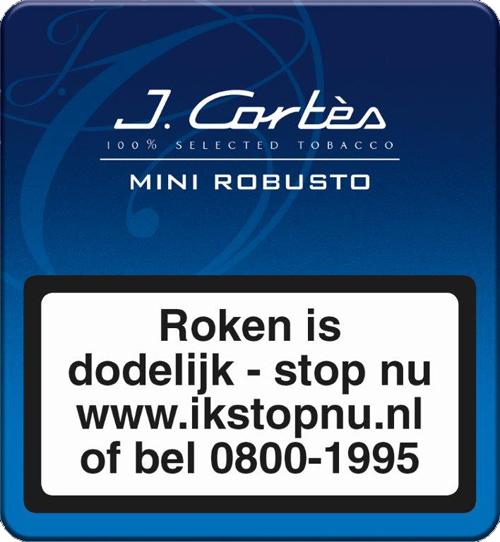 J Cortes Mini Robusto