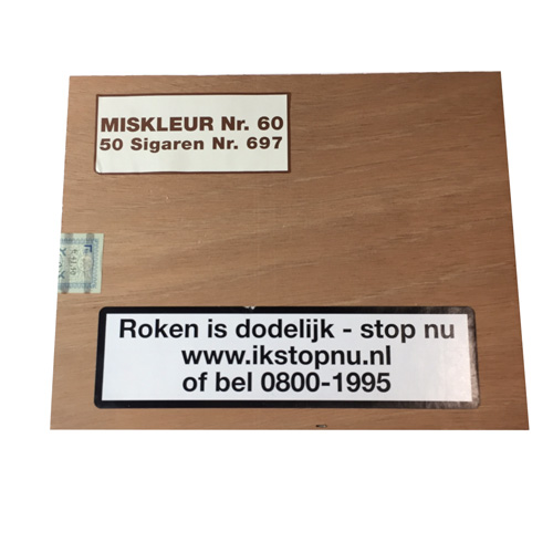 Miskleur no 60/697
