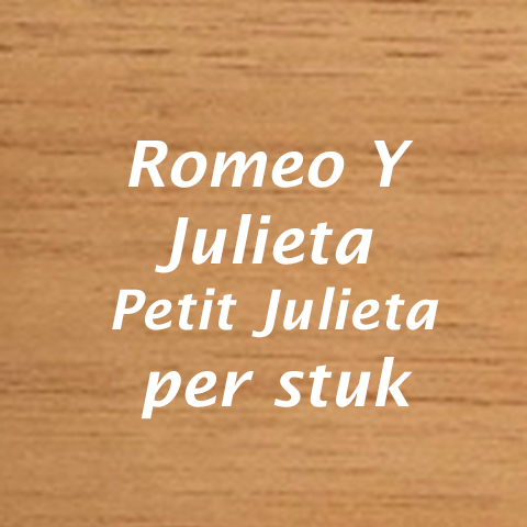 Romeo y Julieta Petit Julieta
