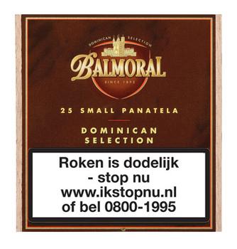Balmoral dom small panatella