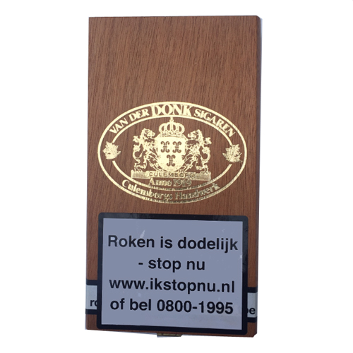 van der Donk Finishing Touch 10