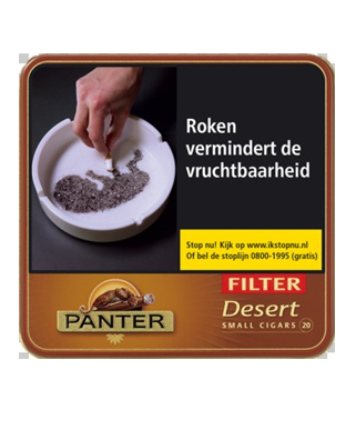 Panter Filter Dessert