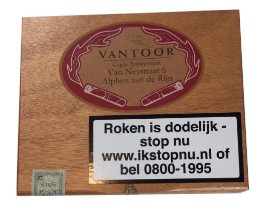 Van Toor Wilde Cigarros