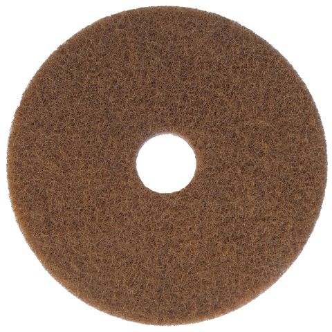 Strip pad brown
