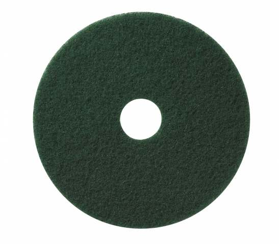 Scrub pad green