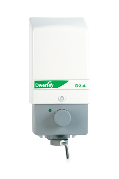 Divermite D2.4 dispenser