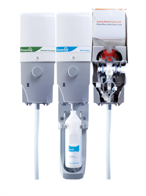 Diverflow SL R-Gap High Flow dispenser