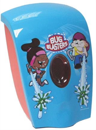 Bug Blasters zeepdispenser voor vloeibare zeep