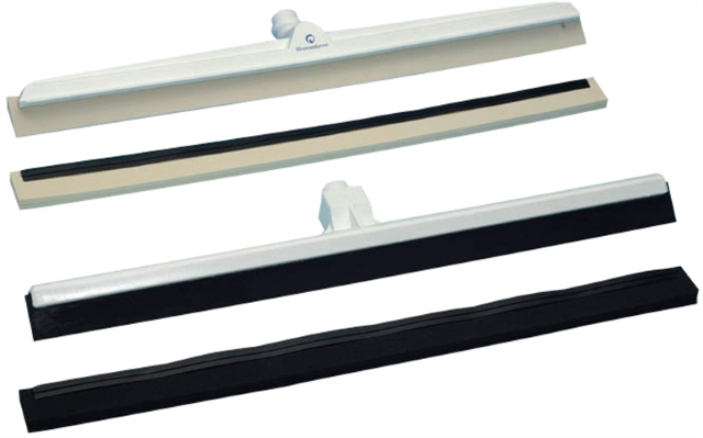 Vloertrekker standaard met zwart rubber