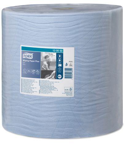 Tork adv wiper 420 blue W1 130050