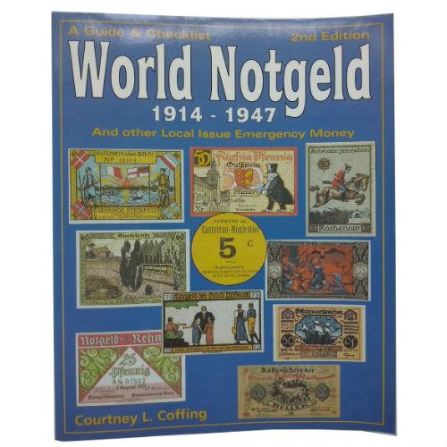 World Notgeld 1914-1947 muntencatalogus