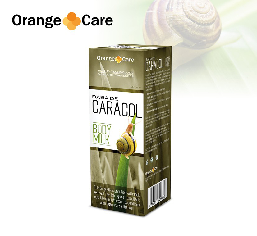 Baba de Caracol Body milk