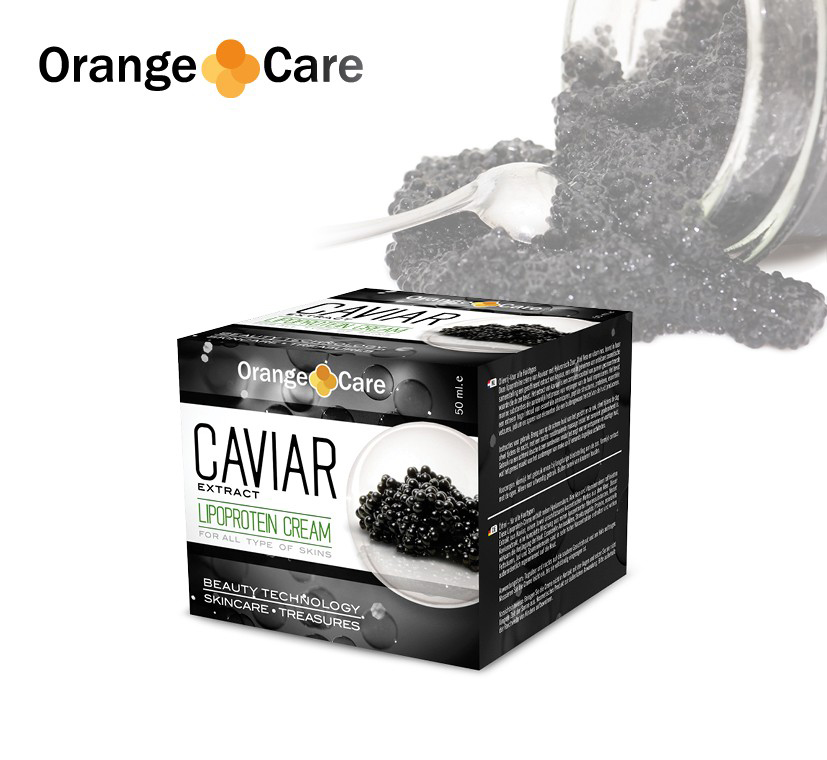 Orange Care Caviar Creme (50 ml)