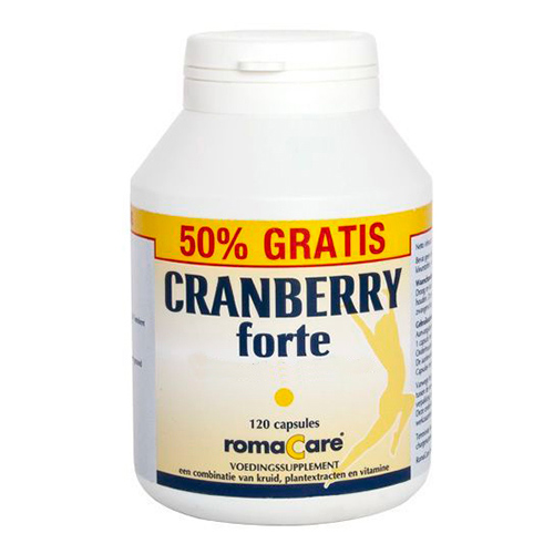 Romacare Cranberry forte (120)