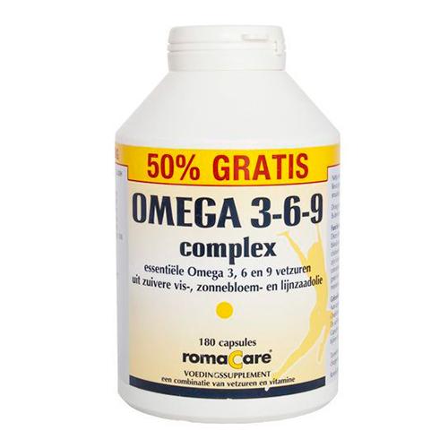 Romacare Omega 3-6-9 (180)