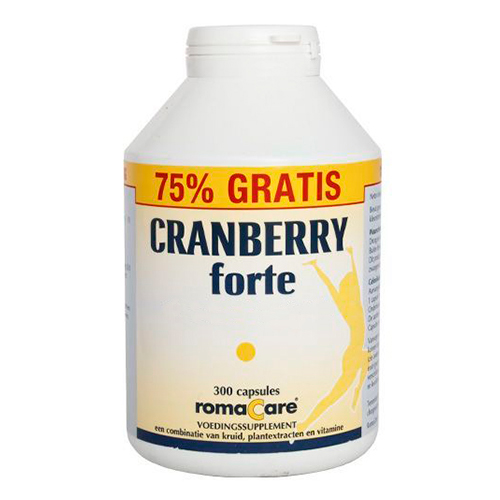 Romacare Cranberry forte (300)