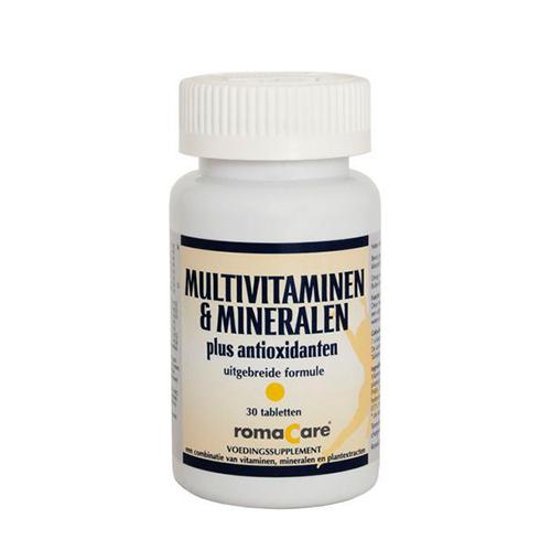 Romacare Multivitaminen mineralen (30)