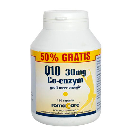 Romacare Q10 30mg co-enzym (150)