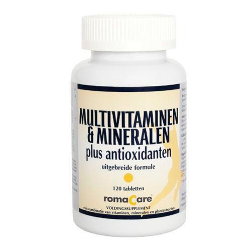 Romacare Multivitaminen mineralen (120)
