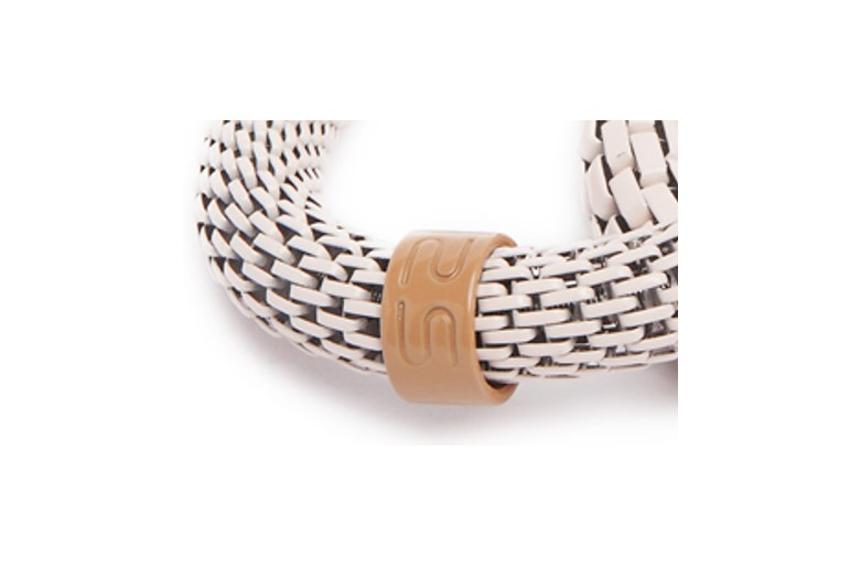 The Snake Mix Bracelet | Creamy Creme