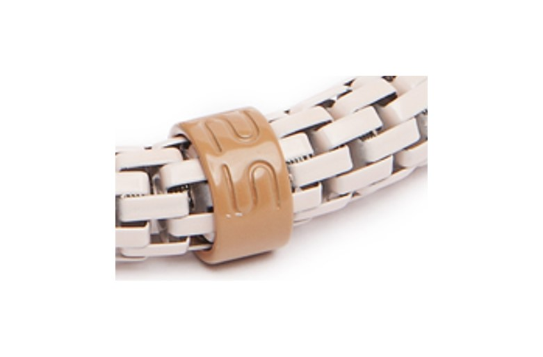 The Snake Mix Creamy Creme | Silis Bracelet