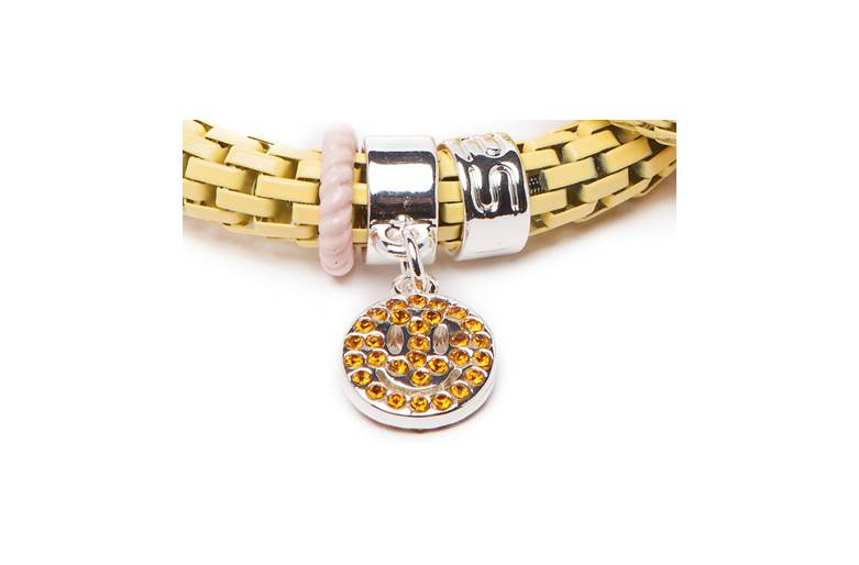 THE SNAKE STRASS   YELLOW MELLOW & SMILEY