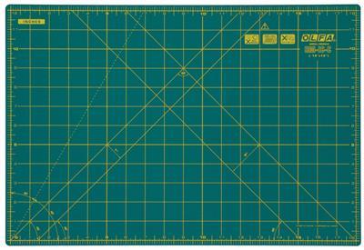Olfa RM-IC-S 45 x 60 cm Snijmat