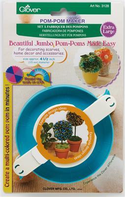Clover 3128 Pom-Pom Maker (XL)