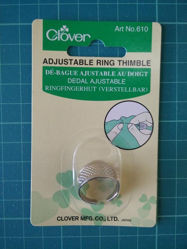 Clover 610 Verstelbare Ring