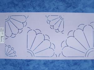 StenSource W1022  Quilt Sjabloon