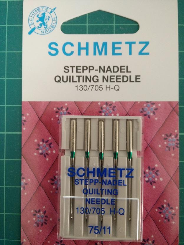 Schmetz Quilting Needles 75/11