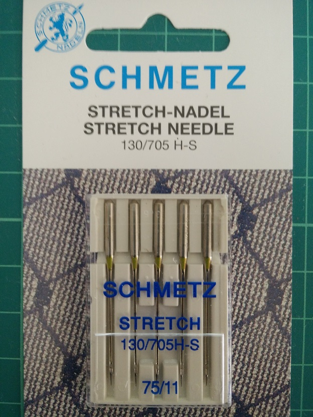 Schmetz Stretch Needles 75/11